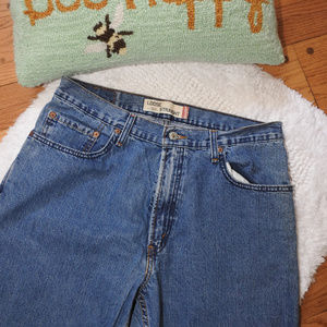 Levi 569 Loose Straight Jeans 34 x 32